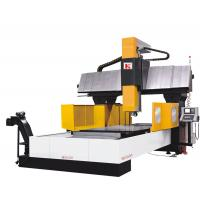 Buy cheap Bridge Type 3 Axis Cnc Gantry Machining Center, Gear Driven Gantry Milling Machine from wholesalers