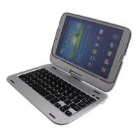 Buy cheap Sliver Ultra Slim Cell Phone Bluetooth Keyboard For Samsung T311 T310 product