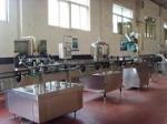 Beverage Bottling Line