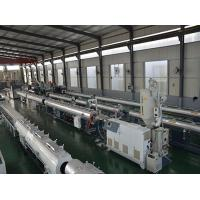 Buy cheap Single Screw Plastic Extrusion Machine 4.5 - 50mm Diameter For PE / PPR Pipe from wholesalers