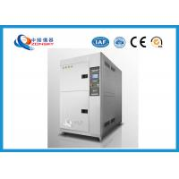 Buy cheap SUS304 Thermal Shock Test Chamber / IEC 60068 Environmental Testing Machine from wholesalers