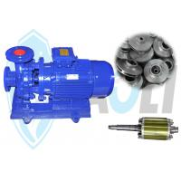 Buy cheap Metal Casing Hhorizontal Centrifugal Water Pump Dynamic Balance Impeller Smooth Running from wholesalers