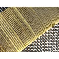Buy cheap HH0.26X110 Laminated Glass Decorative Wire Mesh For Security Tempered Glass from wholesalers