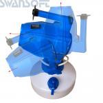 Buy cheap 1000W Motor mist sprayer ulv sprayer for virus thermal fogger from wholesalers