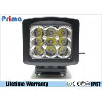 Buy cheap 3 Rows 5 Inch Cree Driving Lights For Trucks Spot / Flood Beam Waterproof IP67 from wholesalers