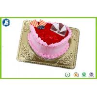Buy cheap Disposable Plastic Packaging , Plastic Biscuit Tray For Birthday Cakes product