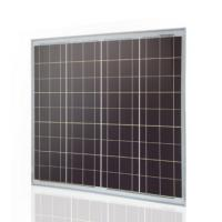 Buy cheap Residential 65 Watt Poly Crystalline Solar Panel Tempered Glass Full Certificate from wholesalers
