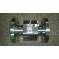 Buy cheap Forged Steel Flanged End 2PC Ball Valve-Lever Op. from wholesalers
