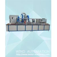 Buy cheap Automatic Armature rotor stacks electrostatic Powder coating machine AKZO NOBEL resin insulation from wholesalers