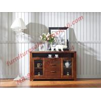 Buy cheap Solid Wooden Dining Side Cabinet in Buffets & Sideboards from wholesalers