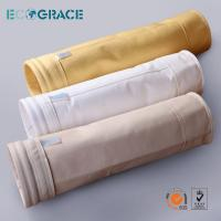 Buy cheap PTFE Membrane Dust Collector Filter Bags , Fiberglasss Air Filter Bag from wholesalers