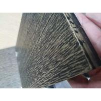 Buy cheap Wood Texture Fibre Cement Board Cladding High Density Moisture Resistance from wholesalers
