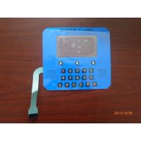 Buy cheap Miniature Flexible FPC Single Keypad Membrane Switch Tactile Type 0.3mm - 1.5mm from wholesalers