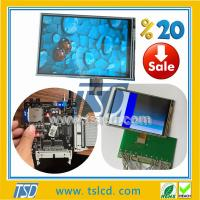 Buy cheap Resistive touch panel 320x480 3.5 inch TFT panel lcd display module with wide temperature from wholesalers