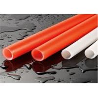 Buy cheap Smooth Facade Plumbing Pipe 200m / Roll With Good Thermal Stability from wholesalers