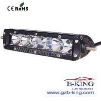 Buy cheap Super Slim 30W 7.9'' CREE LED Light Bar from wholesalers