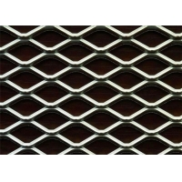Buy cheap Hot Dip Galvanised Stretched 8mm Expanded Metal Wire Mesh from wholesalers