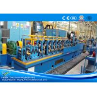 Buy cheap High Precision Steel Tube Mill Production Line Worm Gearing Friction Saw from wholesalers