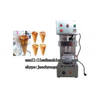 Buy cheap Pizza Cone Making Machine For Sale|Cone Pizza Maker Machine Supplier from wholesalers