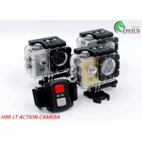 Buy cheap 2.4G Remote Gopro Hd Action Camera H9RLT Wifi Manual With 2.0 Inch Screen Waterproof 30M from wholesalers