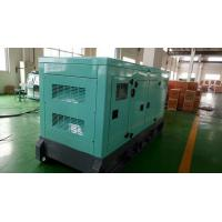 Buy cheap Silent Type Diesel Standby Generator 60Hz Output 160KVA With Low Oil - Pressure Protection from wholesalers