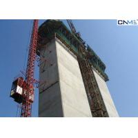Buy cheap C240 Rail Climbing System Rail Climbing Formwork With High Load Bearing from wholesalers