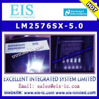 Buy cheap LM2576SX-5.0 - NS - SIMPLE SWITCHER 3A Step-Down Voltage Regulator from wholesalers