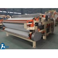 Buy cheap High Pressure Industrial Filter Press For Biological Sludge / Mining Slurry Dewatering from wholesalers