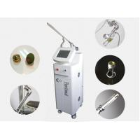 Buy cheap Best Vaginal Rejuvenation / Scar Removal / Fractional CO2 Laser skin care machine from wholesalers