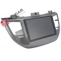 Buy cheap Google Maps Android Car Navigation System Hyundai Tucson Car Stereo With Built In Sat Nav from wholesalers