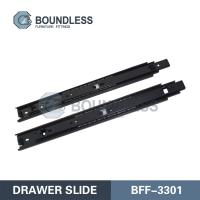 Buy cheap 35mm  Ball Bearing Slide Rail Drawer Runner from wholesalers