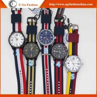 Buy cheap Nylon Watch Fashion Sports Watches for Boy Boys Watch CURREN 8195 Top Quality Watch Gift from wholesalers