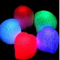 Buy cheap Electronic LED Rose light 7 Color Change Rose flower Novelty Light Festival decoration light product