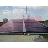 Buy cheap Solar Water Heater Vacuum Tube Solar Collector , Evacuated Tube Collector from wholesalers