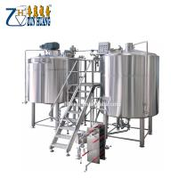 Buy cheap Beer Brewhouse/Micro beer brewery /Red Copper Commercial Beer brewing Equipment from wholesalers