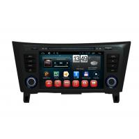 Buy cheap Nissan X-trail Qashqai Android Car Multimedia Navigation DVD Player 3G WIFI Backup Camera Input from wholesalers