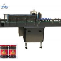 Buy cheap Round Products Wet / Cold Glue Labeling Machine Wear Resisting Adjusted Manually from wholesalers