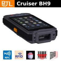 Buy cheap BATL BH9 ip65 3g 4.3 inch touch screen handhelds pda barcode scanner android from wholesalers