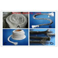 Buy cheap Reinforcement Glass Fiber Stove Rope Seal With Stainless Steel Wire from wholesalers