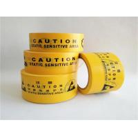 Buy cheap Custom printed underground detectable PVC warning tape from wholesalers