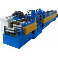 Buy cheap high precision 12 rows Roller steps Color steel sheet Door Frame Roll Forming Machine from wholesalers
