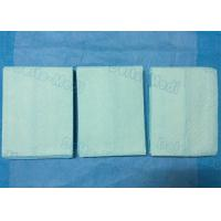 Buy cheap High Absorbent SAP Disposable Bed Pads , Disposable Under Pad With Strip Sticker product