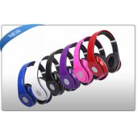 Buy cheap Seal Earmuffs Foldable Stereo Headphones / wireless stereo headset product