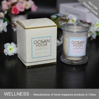 Buy cheap Efficient Recycling Natural Scented Candle Non Toxic For Party / Express from wholesalers