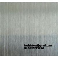 Buy cheap Stainless steel frosted plate from wholesalers