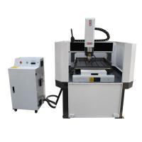 Buy cheap CNC Aluminum Carving Machine with Oil Mist Cooling/Yaskawa Servo Motor/DSP Offline Control from wholesalers
