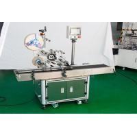 Buy cheap High Precision Flat Labeling Machine For PET Bags Books Packaging from wholesalers