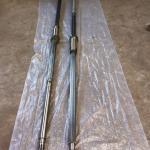 Buy cheap Gear machinery shaft precision holes shaft GROB spline gear shaft worm shafts from wholesalers