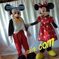 Buy cheap Mickey Minnie mouse mascot costume from wholesalers