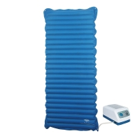 Buy cheap Wholesale Striped wave alternating inflatable cushion medical anti-decubitus air mattress from wholesalers